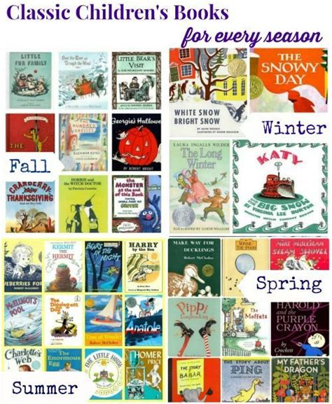 classic children picture books classic children s books for every season our