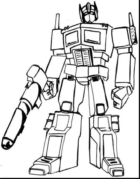 optimus prime coloring page optimus prime coloring pages coloringsuite