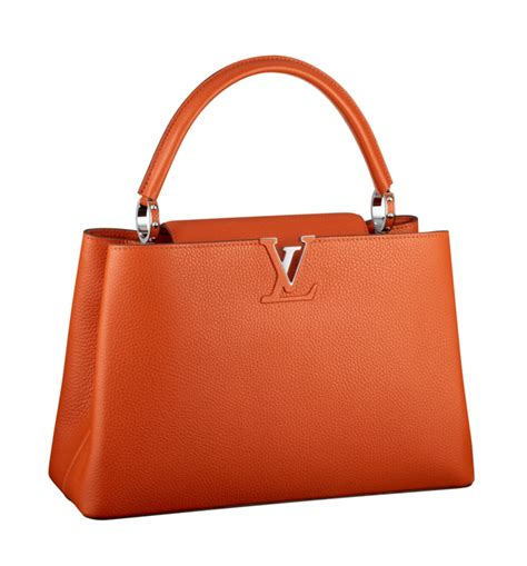 Lv Copolla Orange louis vuitton parnass 233 a collection spotted fashion