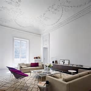 Harry Chairs Kunstvoller Stuck Im Altbau Roomido Com
