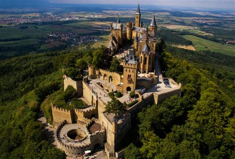 What Is An Open Floor Plan by Aerial Views Of Fairy Tale Castles From Around The World