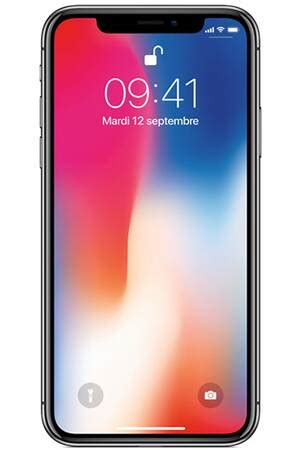 iphone apple iphone    gris sideral mqaczda darty