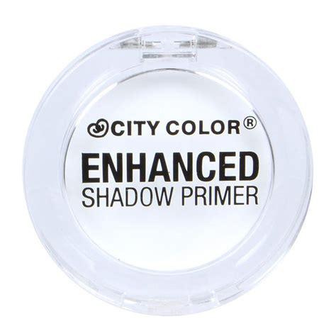 City Color Mattifying Balm Primer enhanced shadow primer city color