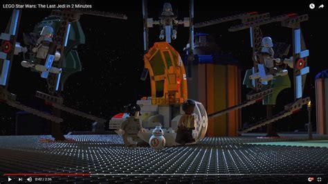 filme schauen star wars the last jedi lego star wars the last jedi in 2 minuten analyse