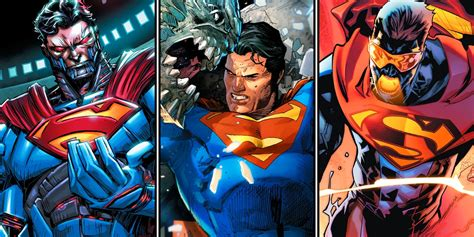 Superman Rebirth Dc Comic of superman return in dc s rebirth