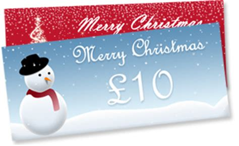 how to offer gift vouchers this christmas bluepark co uk