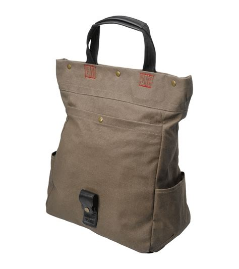 rugged tote sons of trade tactical tote in rugged teak