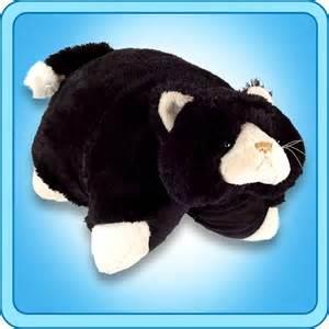 cat pillow pet 18 inch large plush stuffed animal pillow
