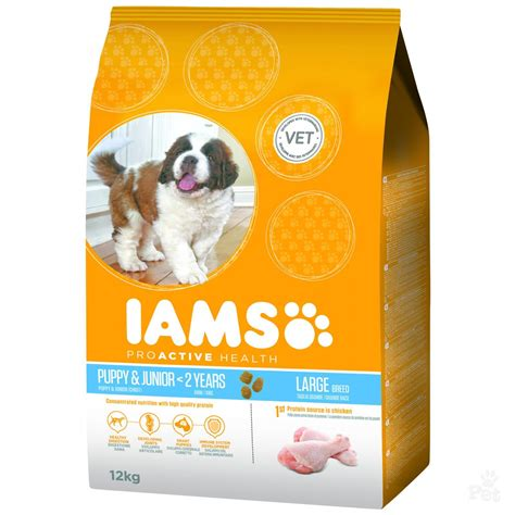 iams large breed food iams large breed puppy food