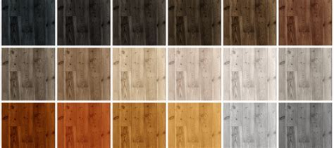Hardwood Floor Colors and Stains   Reno, Tahoe, NV