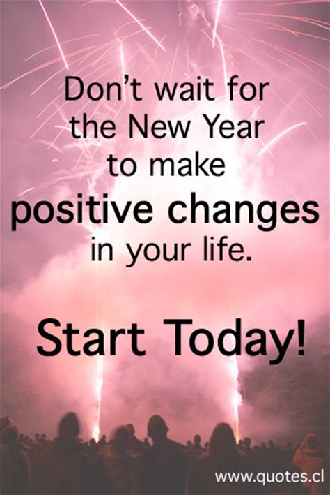 new year today new year positive quotes