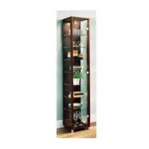 Montana Display Cabinet Argos Argos Single Display Cabinet Furniture Product Reviews And