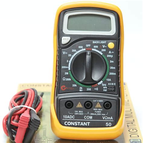 Multimeter Digital Constant multimeter meter digital
