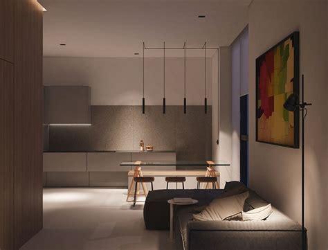arredare 40 mq piccoli appartamenti di lusso idee per arredare con