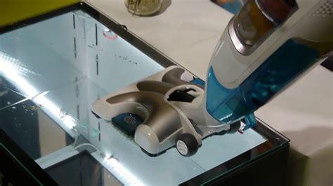 balais vapeur rowenta clean steam d 233 monstration