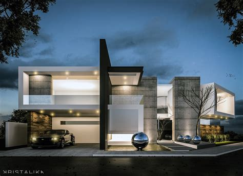 modern house architect mm house architecture modern facade contemporary design