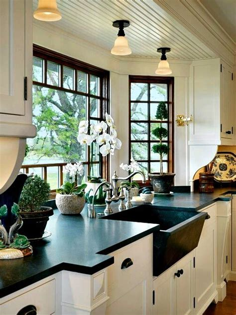 bay window kitchen ideas dwellings the heart of your home the new kitchen window
