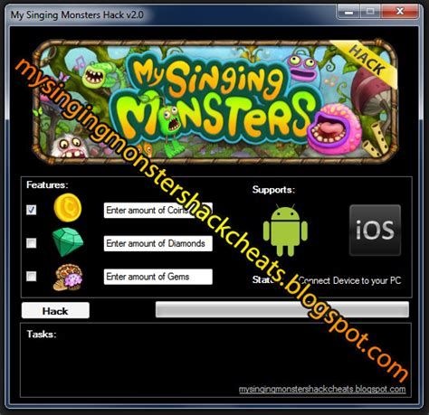 my singing monsters hacked apk my singing monsters hack tool v5 7