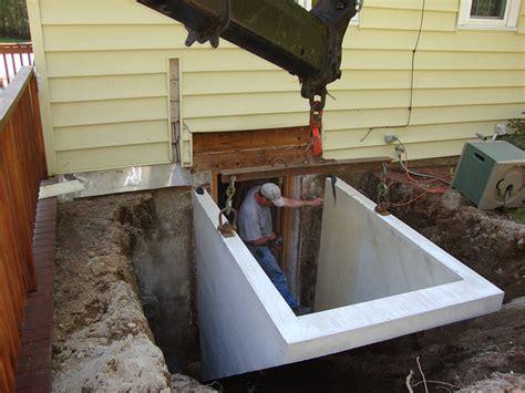 bulkhead stairs 3 precast concrete stairs basement