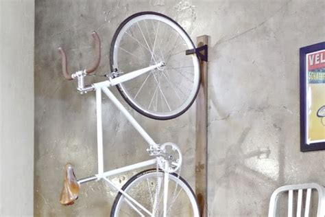 How To Attach Bike Rack artifox bicycle wall rack mission bicycle