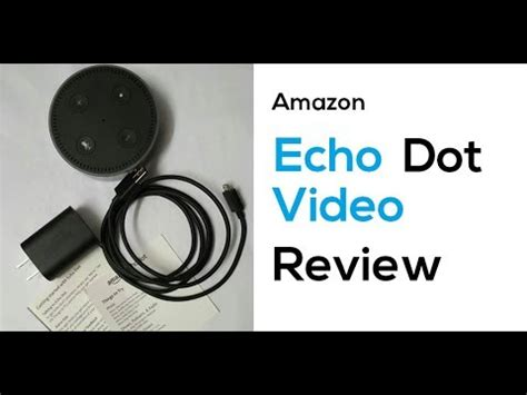 amazon echo dot review amazon echo dot review in malayalam youtube