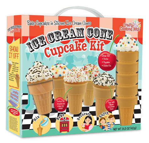 make it bake it kits 4000party contest 5 cone cupcake kit from memyselfusinc on manitoulin