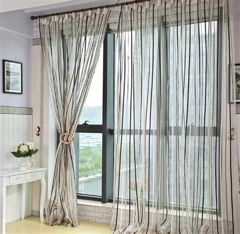 black and white sheer curtains elleweideco modern white and black tree branch window
