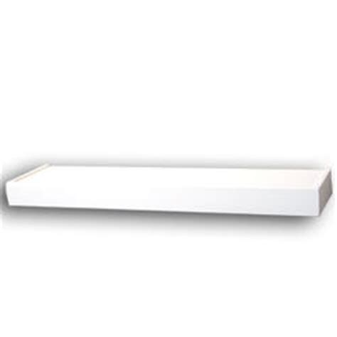 36 quot white floating shelf at menards 174