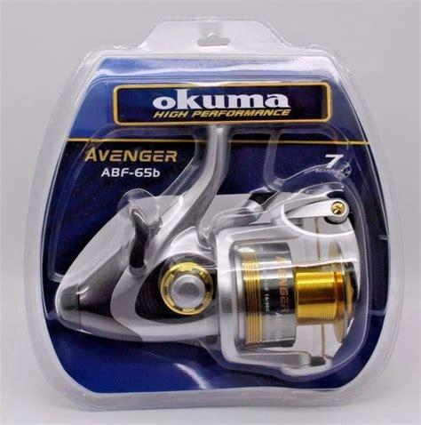 Reel Okuma Avenger Av 65b okuma avenger 65 for sale collecting fishing tackle