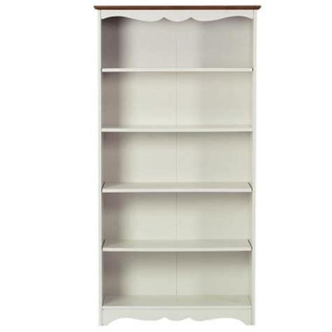 home decorators collection southport 5 shelf open bookcase