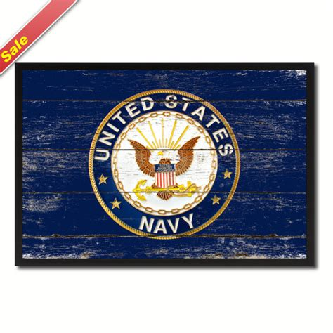 Us Navy Decor by Us Navy Flag Special Sale Gift Ideas Vacation By Allchalkboard