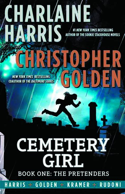 the pretender play books charlaine harris fresh comics
