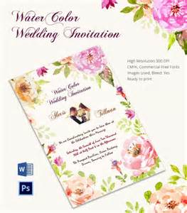 wedding invitation cards templates wedding invitation template 71 free printable word pdf