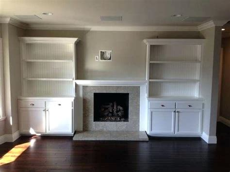 ikea bookcases around fireplace built in bookcases around fireplace glamorous living room