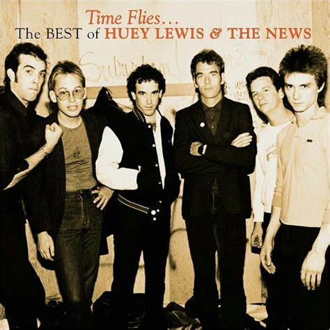 libro time flies reflections of time flies the best of huey lewis the news by huey lewis the news 75596197724 cd
