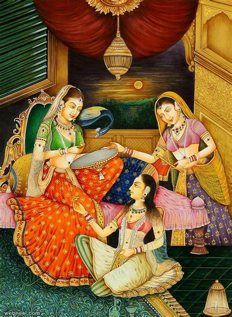brilliant mughal paintings incredible snaps