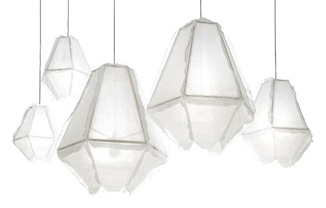 fabric pendant lights 7 fabric ls to dress the light for designtime