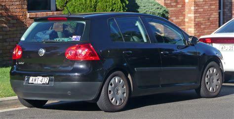 K Hlmittel Auto Golf 5 by File 2006 Volkswagen Golf 1k Trendline 1 6 5 Door