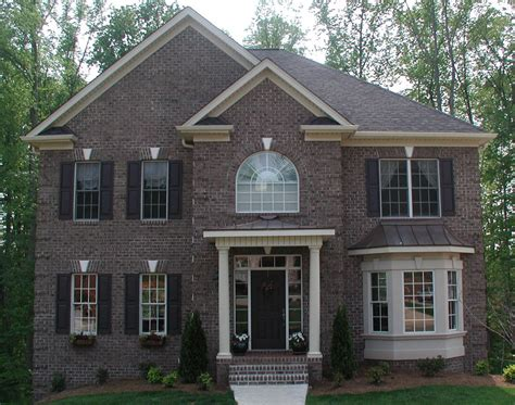 Face Brick House Designs House Design Ideas