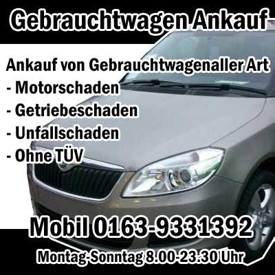 Totalschaden Auto Verkaufen by Kleinanzeigen Kfz Specials Seite 1