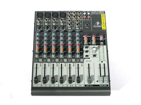 Mixer Xenyx 1204 behringer xenyx 1204 pro sound lighting