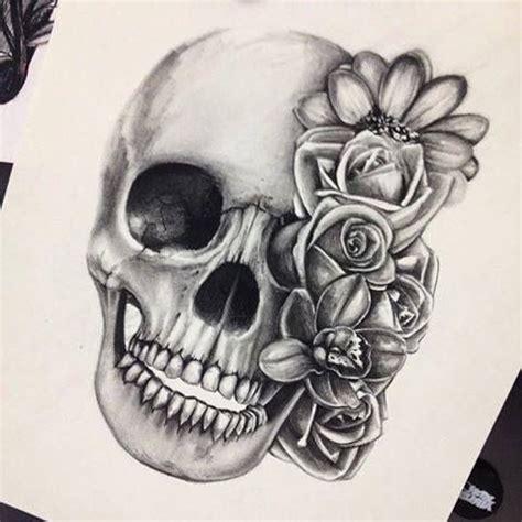 backyard skulls found my drawing on someone s pinterest board lol my