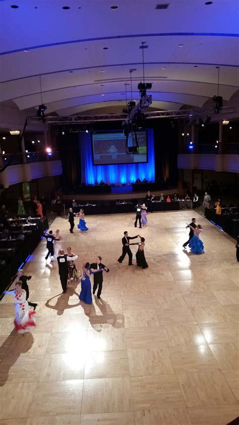 ballroom cleveland dancesport challenge