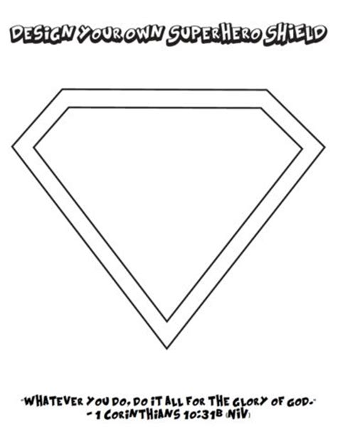 superhero shield coloring page 1000 images about heroes on pinterest
