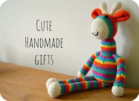 Handmade Presents - curly coop handmade gifts