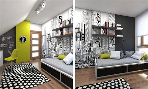 habitacion juvenil blanca