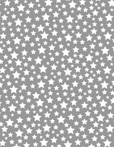 wallpaper grey with white stars star background stock vector illustration of design