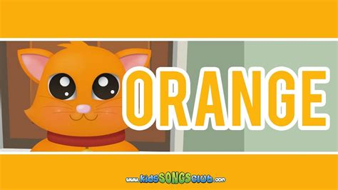 orange color song the color orange song songs with and lyrics