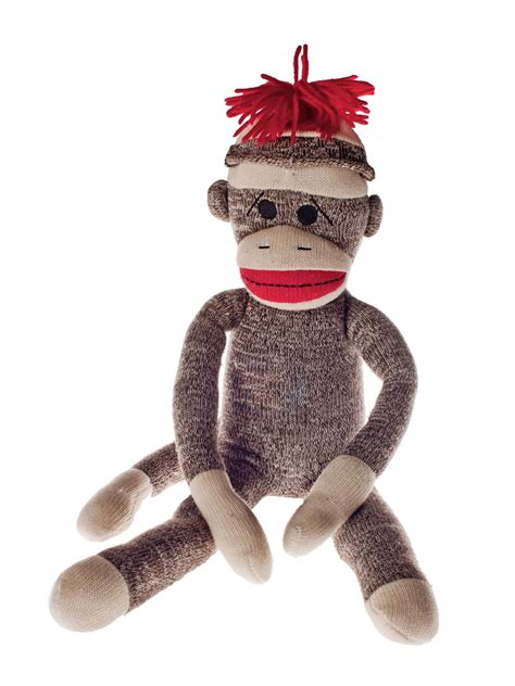 a sock monkey product photography sock monkey pineapple monkey