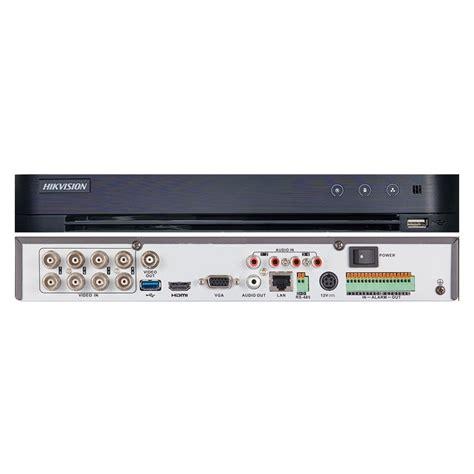 Hikvision Turbo Hd Dvr Ds 7208huhi F2n netview cctv 8ch ds 7208huhi k1 8x5mp 2x6mp ip hikvision